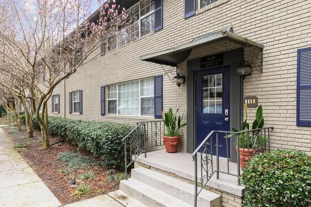 1639 Briarcliff Road NE #4, Atlanta, GA 30306 (MLS #6682165) :: Charlie Ballard Real Estate