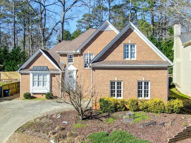 4371 Laurian Drive NW, Kennesaw, GA 30144 (MLS #6682176) :: Kennesaw Life Real Estate