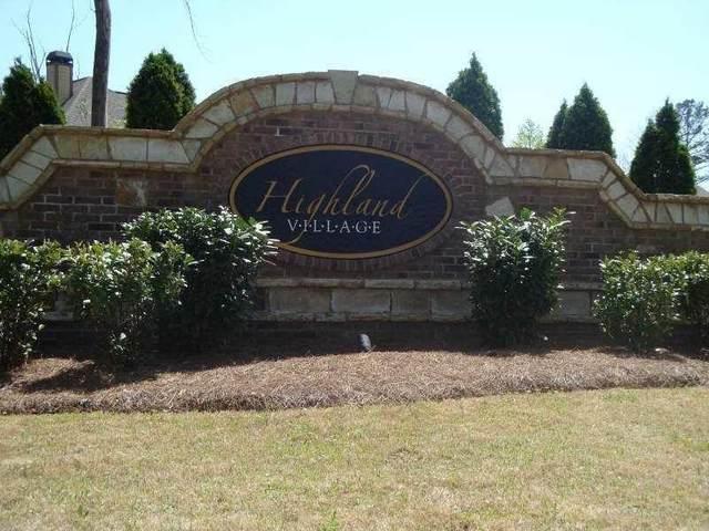 1043 Highland Village Trail, Mableton, GA 30126 (MLS #6682215) :: Rock River Realty