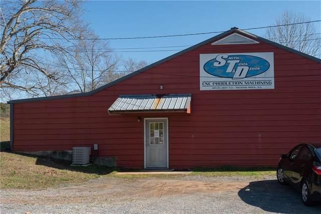 10535 Highway 53 W, Talking Rock, GA 30175 (MLS #6682251) :: Kennesaw Life Real Estate