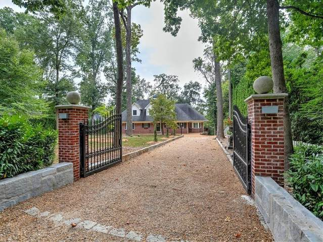 1081 Lee Circle NE, Atlanta, GA 30324 (MLS #6682252) :: Rock River Realty