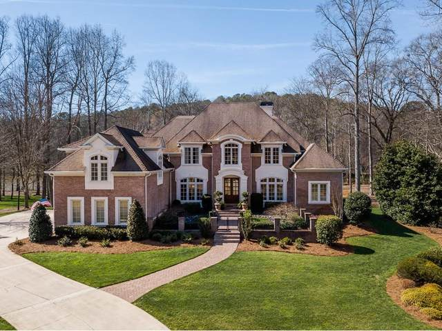 4883 Fitzpatrick Way, Peachtree Corners, GA 30092 (MLS #6682253) :: North Atlanta Home Team