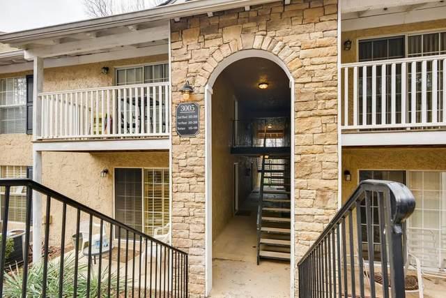 3005 Seven Pines Lane Lane #105, Atlanta, GA 30339 (MLS #6682271) :: Rich Spaulding