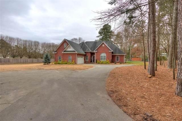 34 Pine Grove Road, Cartersville, GA 30120 (MLS #6682286) :: The Butler/Swayne Team