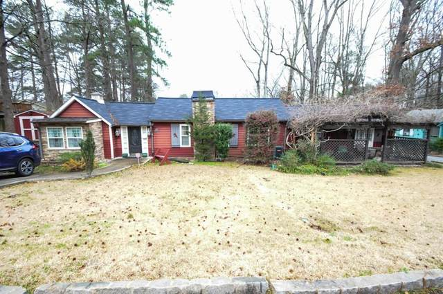 4620 Forrest Road, Pine Lake, GA 30072 (MLS #6682288) :: North Atlanta Home Team