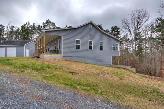 896 Everett Mountain Road, Rockmart, GA 30153 (MLS #6682315) :: The North Georgia Group