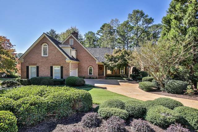 2 Ninth Green Drive, Roswell, GA 30076 (MLS #6682323) :: Path & Post Real Estate