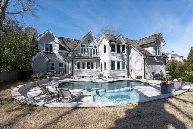 691 Stovall Boulevard NE, Atlanta, GA 30342 (MLS #6682338) :: MyKB Partners, A Real Estate Knowledge Base