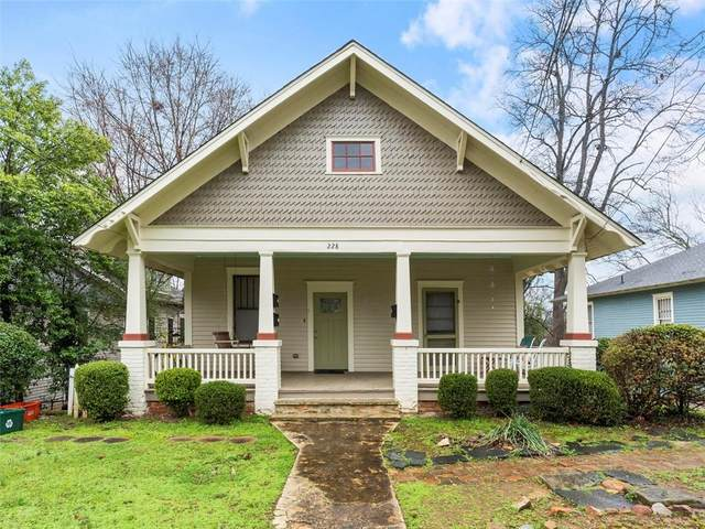 228 Evans Drive, Decatur, GA 30030 (MLS #6682341) :: North Atlanta Home Team