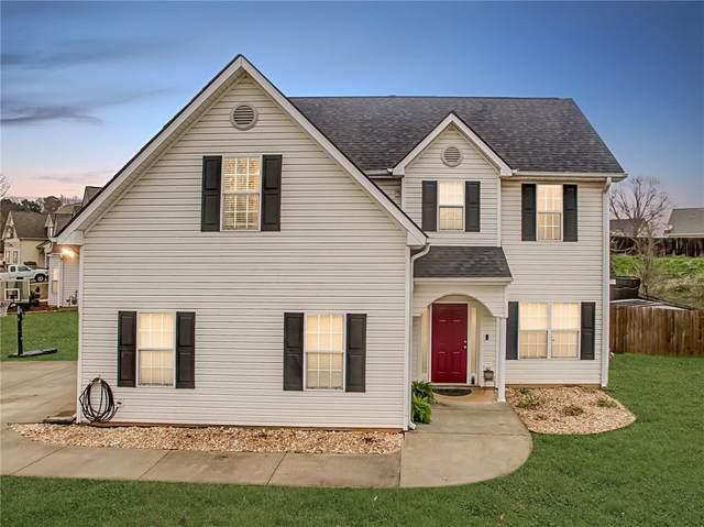 400 Linda Court, Canton, GA 30115 (MLS #6682349) :: North Atlanta Home Team