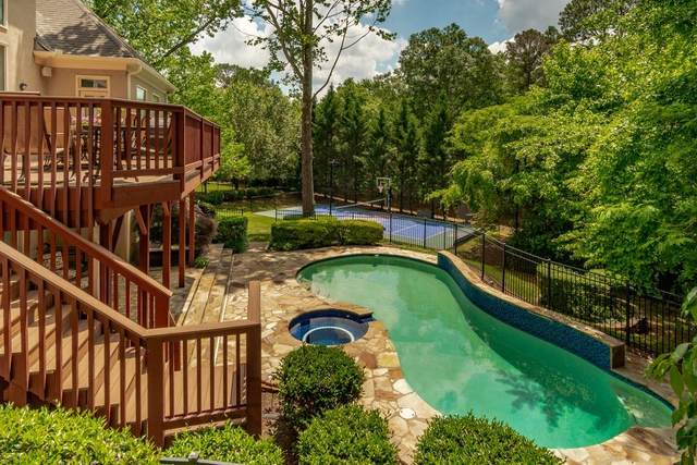 110 Dunwoody Creek Court, Sandy Springs, GA 30350 (MLS #6682366) :: Rock River Realty
