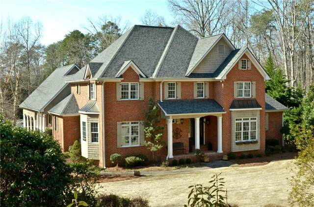 4062 Summerhill Drive, Gainesville, GA 30506 (MLS #6682373) :: Rock River Realty
