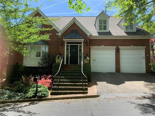 2871 Bainbridge Way SE, Atlanta, GA 30339 (MLS #6682430) :: MyKB Partners, A Real Estate Knowledge Base