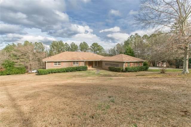 6382 Jackson Trail Road, Hoschton, GA 30548 (MLS #6682436) :: Rock River Realty