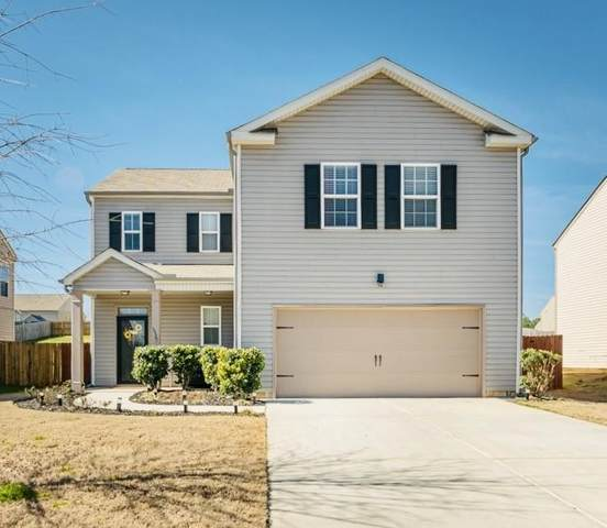 5525 Luther Court, Ellenwood, GA 30294 (MLS #6682464) :: Charlie Ballard Real Estate