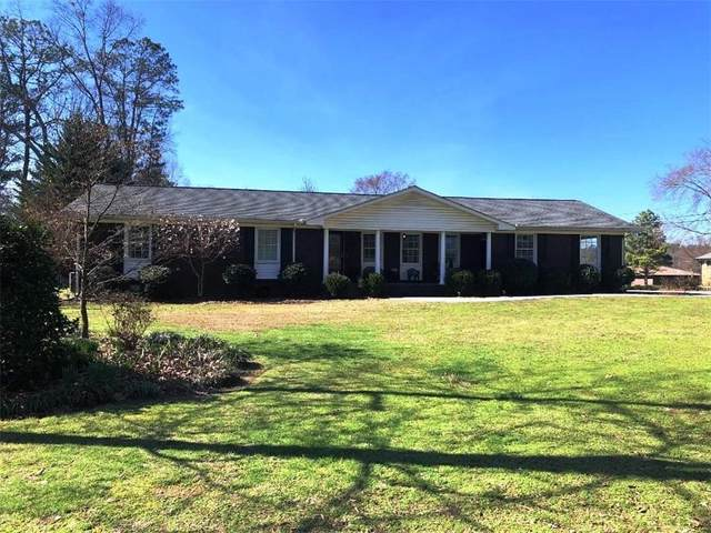 147 Dogwood Drive, Calhoun, GA 30701 (MLS #6682474) :: The Hinsons - Mike Hinson & Harriet Hinson