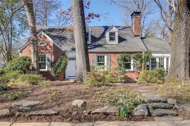 1880 Ridgewood Drive NE, Atlanta, GA 30307 (MLS #6682484) :: The Heyl Group at Keller Williams