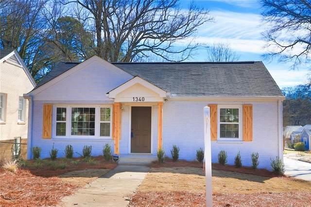 1340 Beecher Street SW, Atlanta, GA 30310 (MLS #6682485) :: North Atlanta Home Team