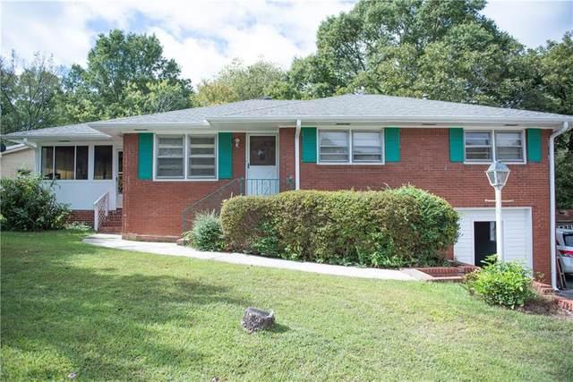 5171 Jones Court, Lake City, GA 30260 (MLS #6682486) :: Charlie Ballard Real Estate