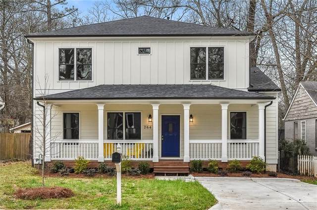 264 Sisson Avenue NE, Atlanta, GA 30317 (MLS #6682488) :: RE/MAX Prestige