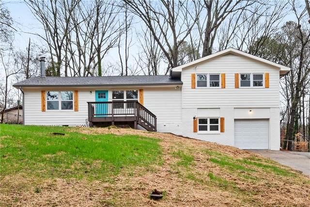 5740 Oak Grove Drive, Acworth, GA 30102 (MLS #6682508) :: Path & Post Real Estate