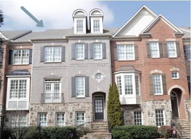 638 Parkside Village Way NW, Marietta, GA 30060 (MLS #6682520) :: Kennesaw Life Real Estate