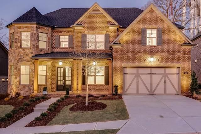505 Camden Hall Drive, Johns Creek, GA 30022 (MLS #6682528) :: MyKB Partners, A Real Estate Knowledge Base