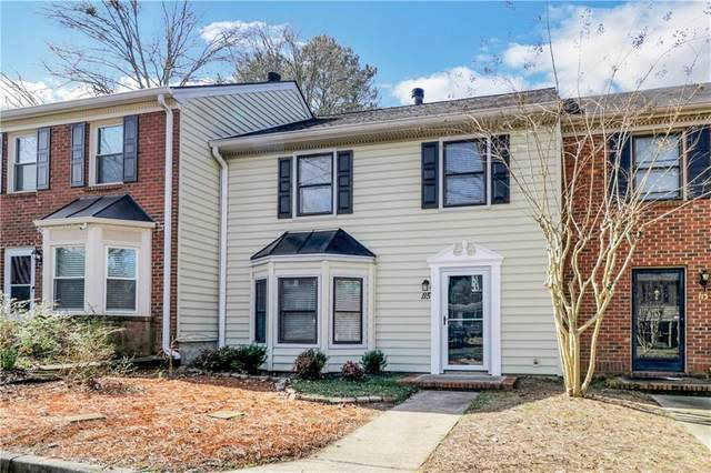 115 Teal Court, Roswell, GA 30076 (MLS #6682530) :: RE/MAX Paramount Properties