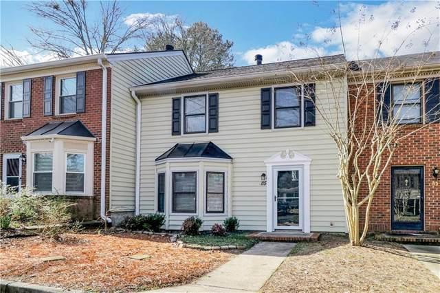 115 Teal Court, Roswell, GA 30076 (MLS #6682530) :: Good Living Real Estate