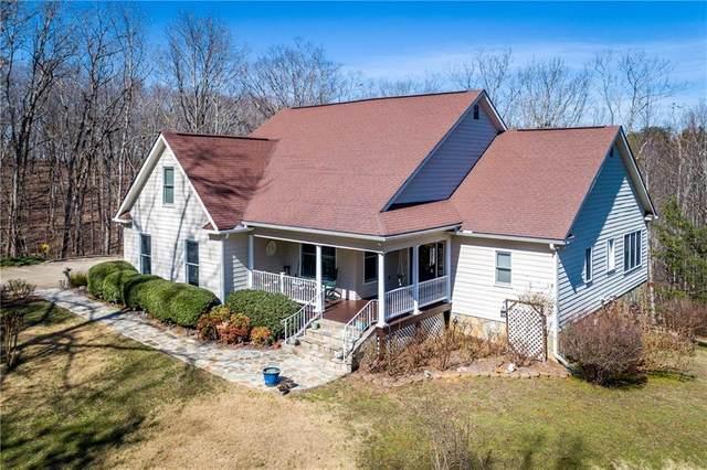 542 Ruby Ridge Drive, Talking Rock, GA 30175 (MLS #6682536) :: RE/MAX Paramount Properties