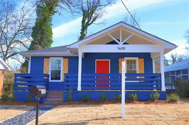 1600 Martin Luther King Jr Drive SW, Atlanta, GA 30314 (MLS #6682546) :: North Atlanta Home Team