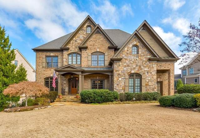 1348 Kilmarnock Point NW, Kennesaw, GA 30152 (MLS #6682586) :: Kennesaw Life Real Estate