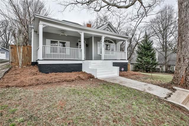 2160 Memorial Drive SE, Atlanta, GA 30317 (MLS #6682621) :: Good Living Real Estate