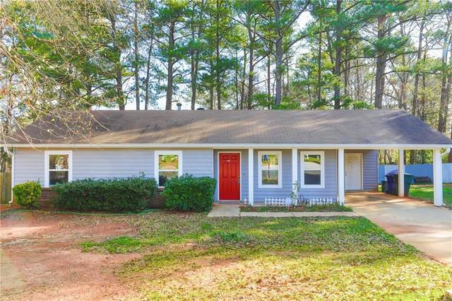 1791 Big Horn Court SE, Conyers, GA 30013 (MLS #6682624) :: MyKB Partners, A Real Estate Knowledge Base