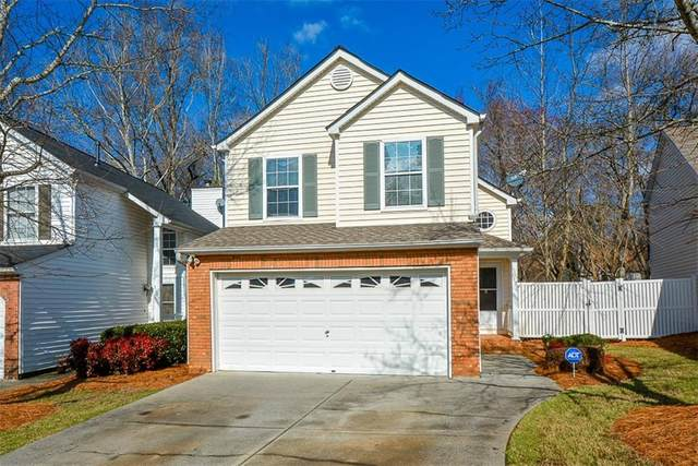1157 Parkside Club Drive, Lawrenceville, GA 30044 (MLS #6682636) :: Charlie Ballard Real Estate