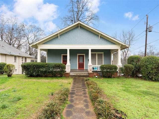 232 Evans Drive, Decatur, GA 30030 (MLS #6682661) :: North Atlanta Home Team