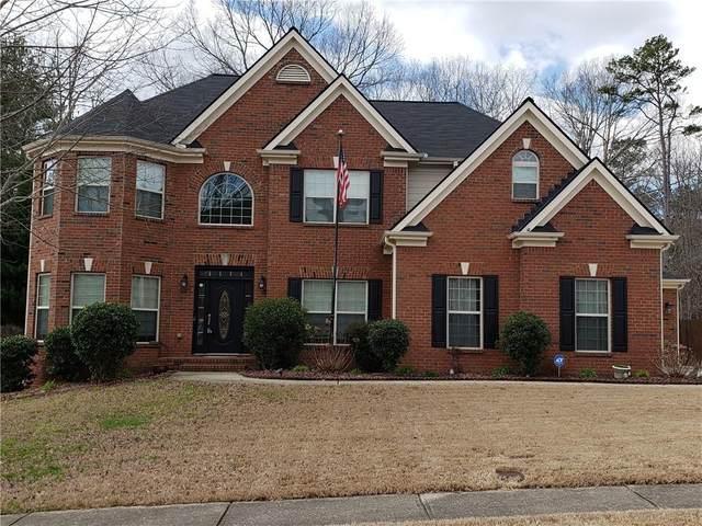 3876 Thompson Lake Drive, Buford, GA 30519 (MLS #6682666) :: North Atlanta Home Team