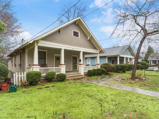 228 Evans Drive, Decatur, GA 30030 (MLS #6682668) :: North Atlanta Home Team