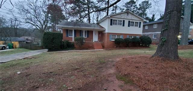 5557 Rainbow Ridge Way, Decatur, GA 30034 (MLS #6682669) :: North Atlanta Home Team