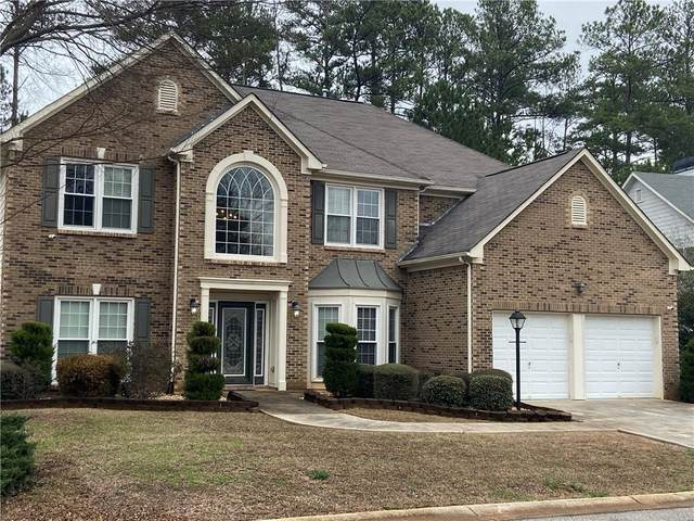 7625 Cedar Grove Court, Fairburn, GA 30213 (MLS #6682675) :: The Butler/Swayne Team