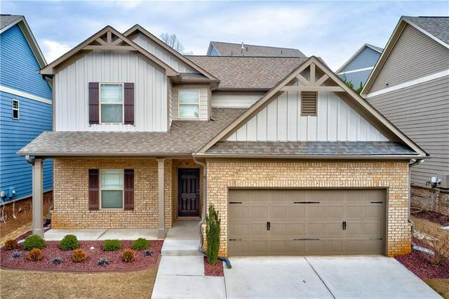 4870 Clarkstone Drive, Flowery Branch, GA 30542 (MLS #6682681) :: The Heyl Group at Keller Williams