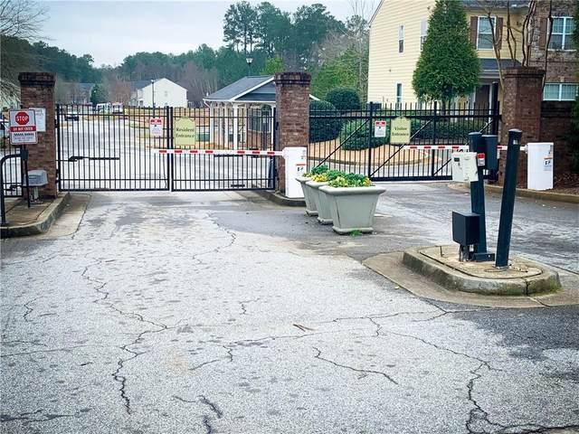 585 Mcwilliams Road #2305, Atlanta, GA 30315 (MLS #6682682) :: The Butler/Swayne Team