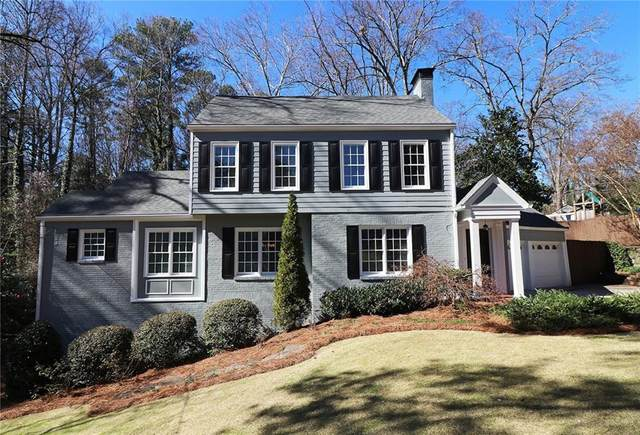 3608 Kingsboro Road NE, Atlanta, GA 30319 (MLS #6682692) :: RE/MAX Paramount Properties