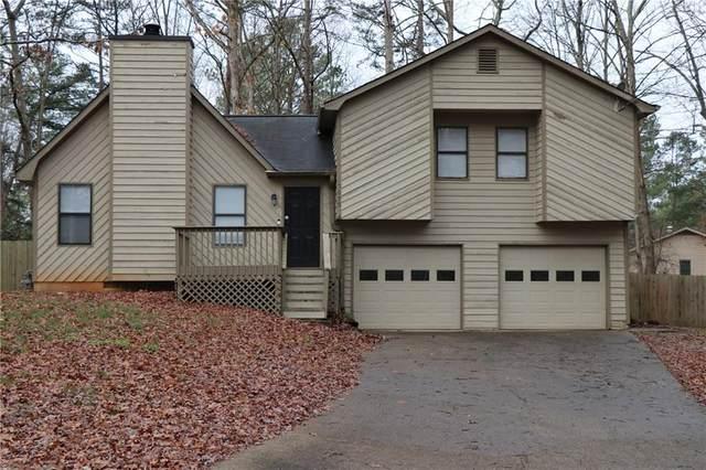 7070 Sumit Creek Drive NW, Kennesaw, GA 30152 (MLS #6682718) :: North Atlanta Home Team