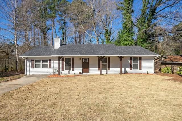 9111 Woodgreen Way, Jonesboro, GA 30238 (MLS #6682722) :: Dillard and Company Realty Group