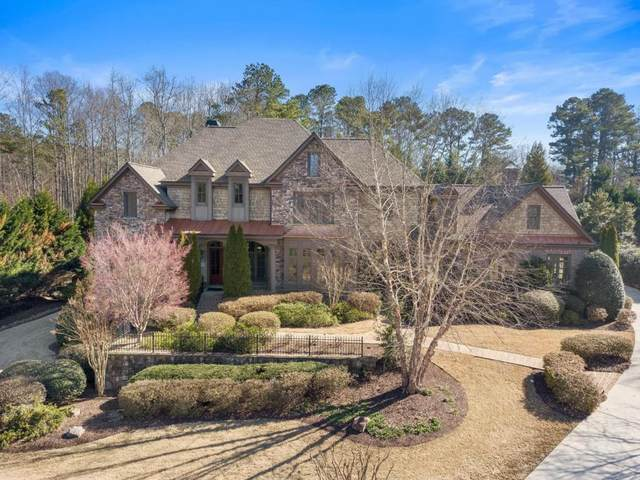 2780 Manor Bridge Drive, Milton, GA 30004 (MLS #6682729) :: North Atlanta Home Team