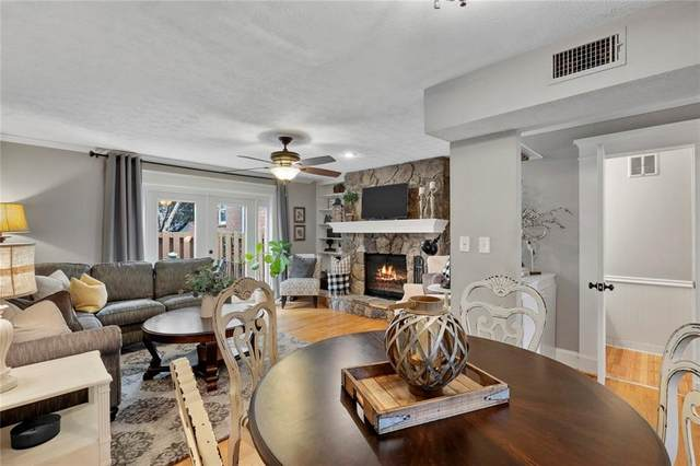 6700 Roswell Road 26D, Sandy Springs, GA 30328 (MLS #6682735) :: The Hinsons - Mike Hinson & Harriet Hinson