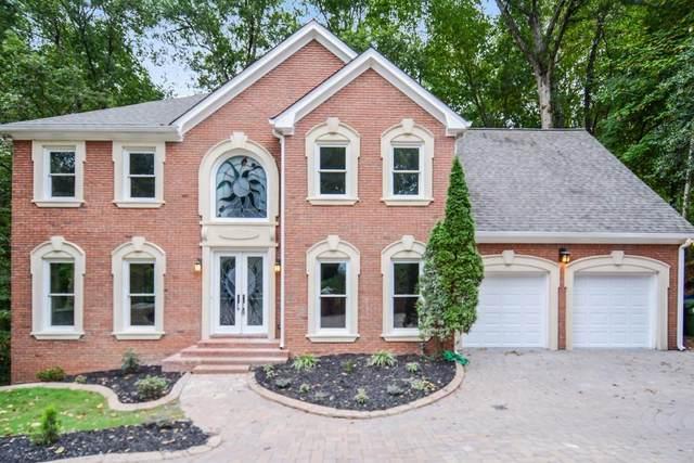 850 Forest Overlook Drive SW, Atlanta, GA 30331 (MLS #6682758) :: Kennesaw Life Real Estate