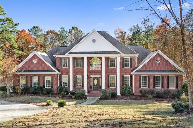 40 Johnson Road, Suwanee, GA 30024 (MLS #6682792) :: North Atlanta Home Team