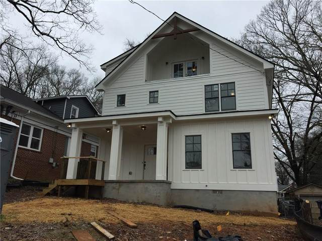 385 Altoona Place SW, Atlanta, GA 30310 (MLS #6682795) :: The Butler/Swayne Team